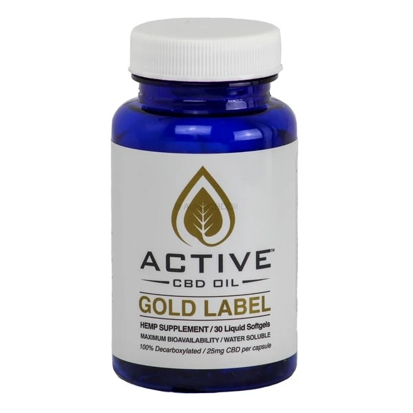 Why Should You Use Active CBD Oil Soft Gels?