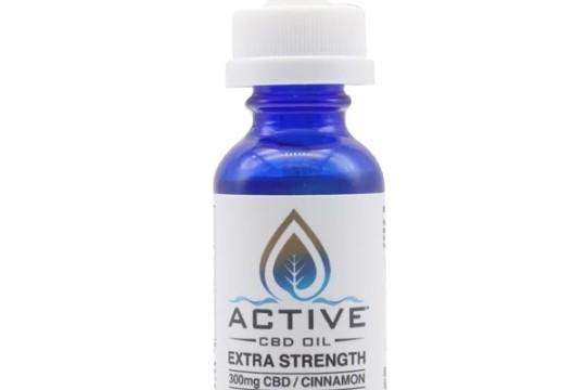 Active CBD Oil Tincture Review