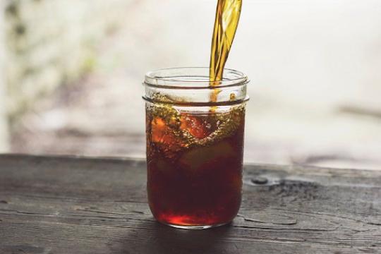 Beat the Summer Heat with CBD ICE Tea
