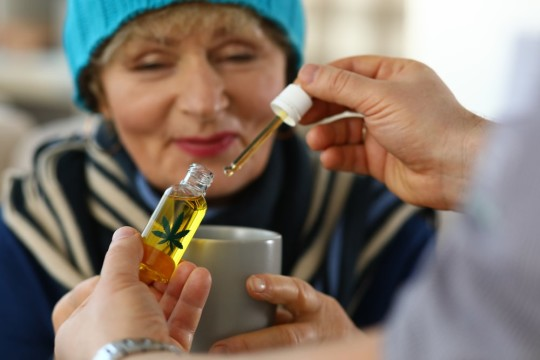 CBD Alone Doesn't Impair Driving Ability: Study
