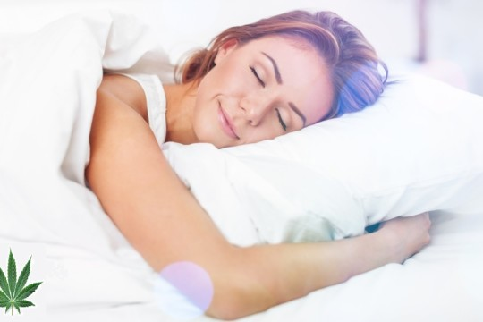 Sleep Like You Should: CBD For Sleep
