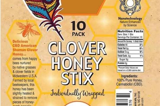 Explore New Colors with Scrumptious CBD Honey Sticks