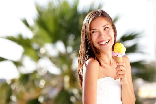Fulfill Your Cold Sugar Cravings With CBD Ice Cream!