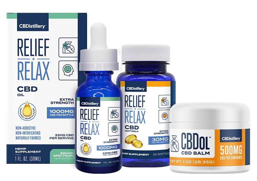 Shop Top-Quality, Fairly-Priced, US-Grown CBD Products- CBDistillery Review 2021