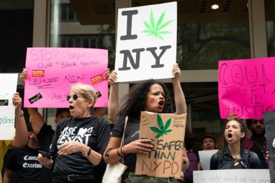 Cannabis - No Longer Schedule 1 Drug in New York City - Governor Cuomo