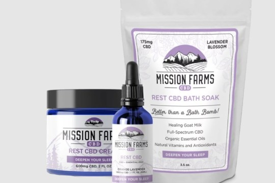 Get Premium CBD - Infused Products From Mission Farms CBD