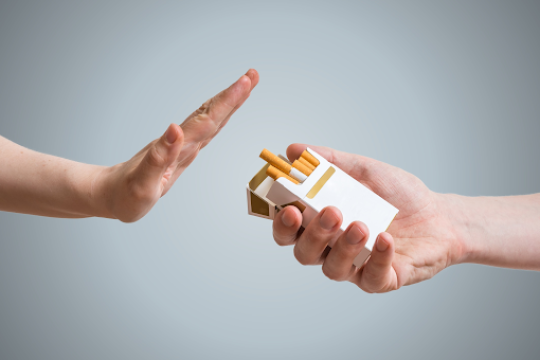 Not Able To Quit Smoking? Research Shows CBD Might Help